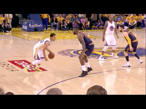 Steph Curry Exposes LeBron's Overrated Defense - 2015 NBA Finals