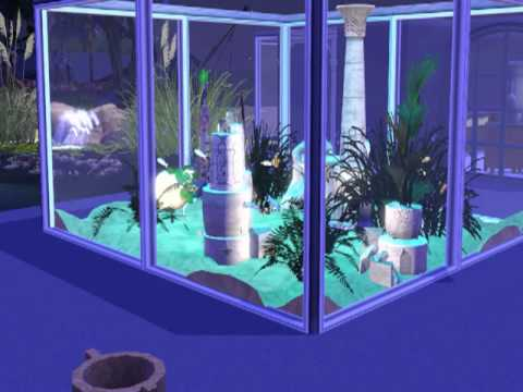 Indoor Fishtank Sims 3 By Youtube