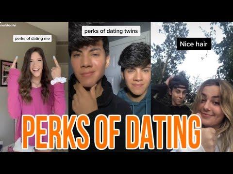 TIK TOK PERKS OF DATING COMPILATION | Popular Tik Toks 2019