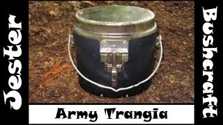 Bushcraft - Swedish Army Trangia Stove Review