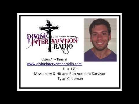 Divine Intervention Radio - Missionary &  Hit and  Run Accident Survivor,  Tylan Chapman