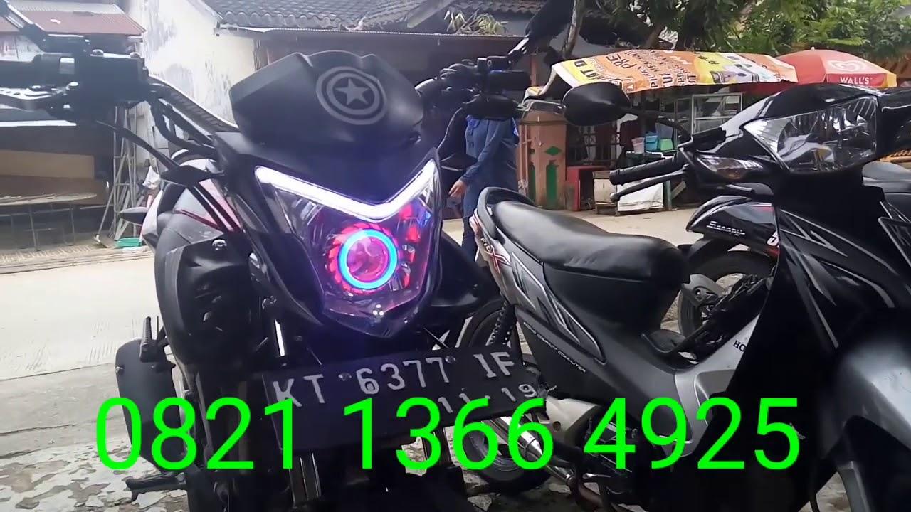 Cbr 150 angel eyes-4279