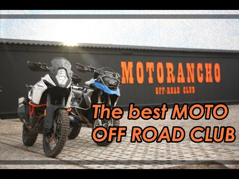 Мекка для тяжелых турэндуро - МОТОРАНЧО !!! #motorancho #моторанчо