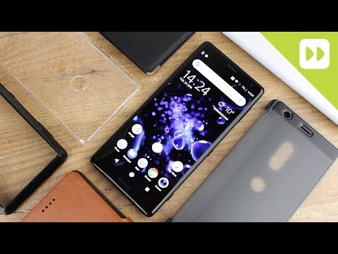 Top 5 Sony Xperia XZ2 Cases & Covers