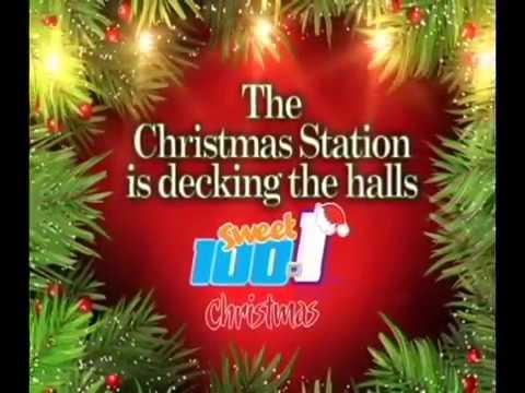 Sweet 100.1fm Kicks Off 100 Days Of Christmas Celebration