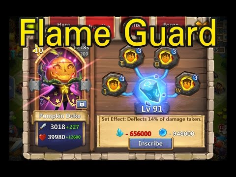 Does The Flame Guard Reduses Dmg
