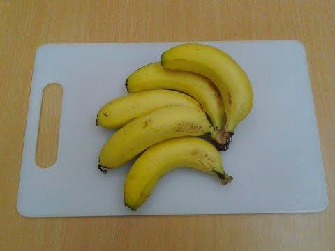 how to make a fake banana