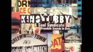 King Tubby & Soul Syndicate - Freedom Sounds In Dub - Album