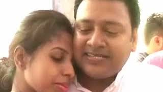 Viral Video Husband Sings Romantic Song For  Unhappy Wife in police station