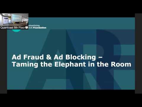 ARF Ad Blocking: Taming the Elephant in the Room