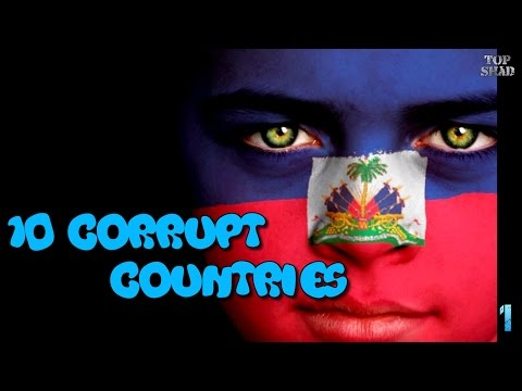 10 Corrupt Countries