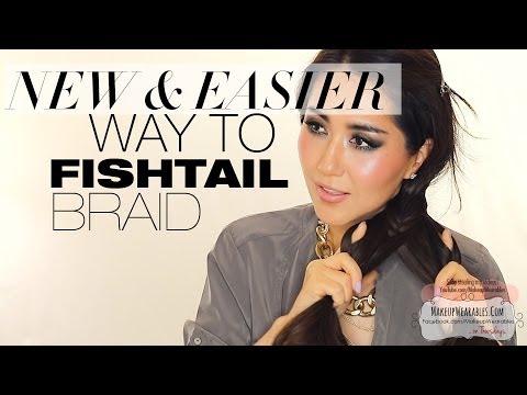 ★-fishtail-braid-hack-|-braided-hairstyles-for-school-medium-long-hair