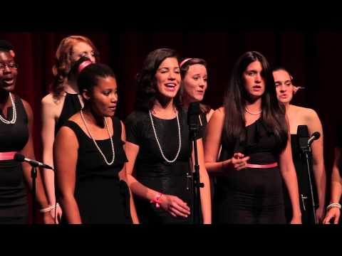 Shake It Out (Florence And The Machine) - Passing Notes - 2013 W&M A Cappella Showcase