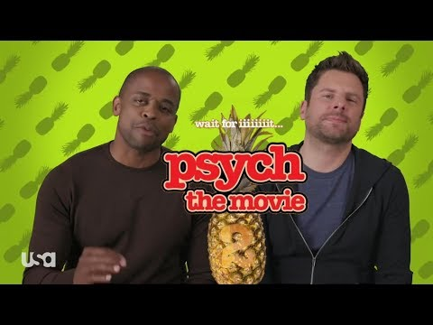 Psych The Movie 2 Announcement By James Roday And Dulé Hill With Classic Shawn And Guster Scenes