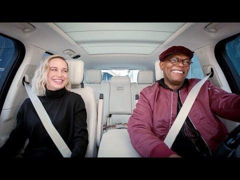 Carpool Karaoke: The Series - Brie Larson & Samuel L. Jackson - Apple TV App