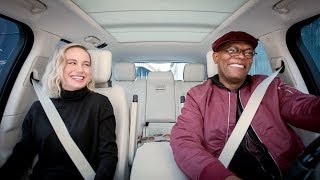 Carpool Karaoke: The Series - Brie Larson & Samuel L. Jackson - Apple TV app