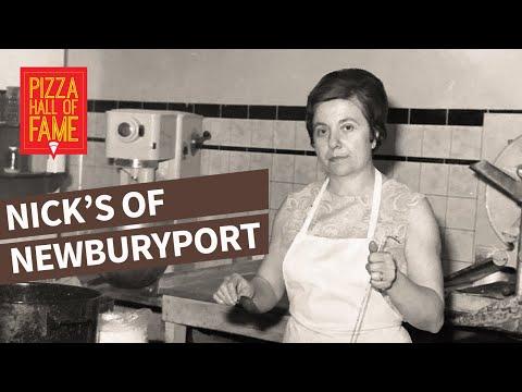 Pizza Hall of Fame - Nick's of Newburyport