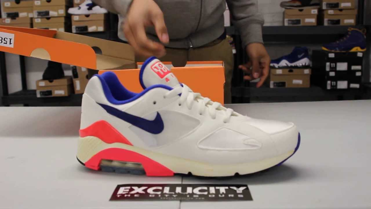 Archive Nike Air Max Terra 180 Sneakerhead 615589 001