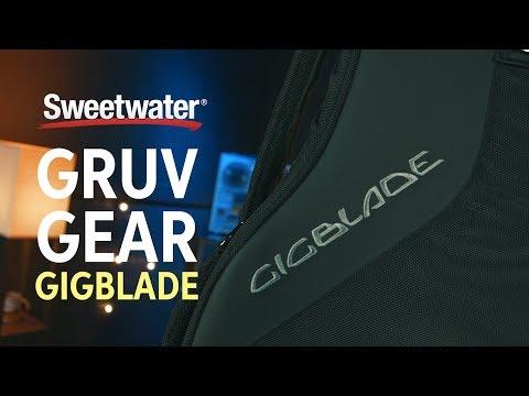 GruvGear Gigblade 2 Gig Bag Overview