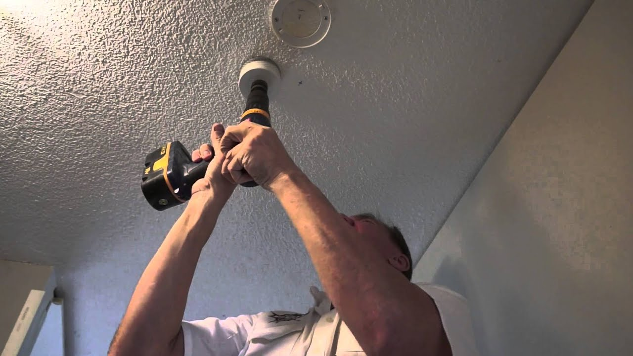 how to install recessed lighting retrofit youtube - Home Lighting Installation
