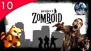 Project Zomboid - GERADOR, BARRICADA E EXPLORAÇÃO! #10 ( GAMEPLAY / PC / PTBR PORTUGUÊS ) HD