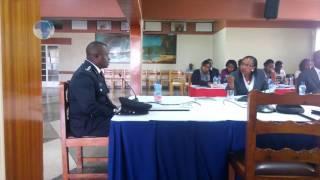 Shocking revelations during police vetting in Nakuru