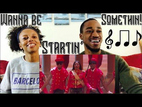 WANNA BE STARTIN SOMETHIN w/ THE STARS! |LIP SYNC LIVE: MICHAEL JACKSON CELEBRATION (TH&CE REACTION)