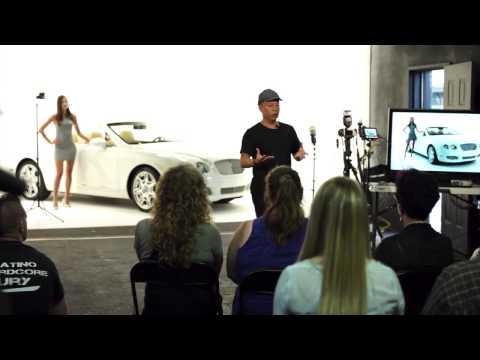 Gary Fong Speaks Live At Film Factory, Kelowna BC