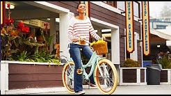 "24"" Cruiser Bike for Women - Mint Green 