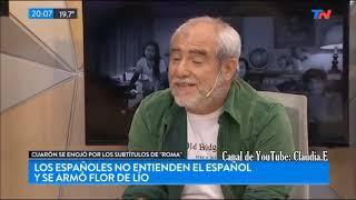 """Cine: """"Roma"""" Polémica por los subtítulos de la película en España TN"""