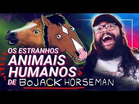 O Mundo Animal de Bojack Horseman: estranhamento e ostranenie  mimimidias