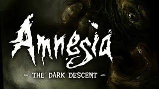 Amnesia: Mroczny obłęd - gameplay #2 (zapis z live'a)