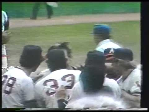Highlights of Nolan Ryan