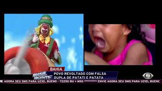 Brasil Urgente - Patati e Patatá Paraguaio