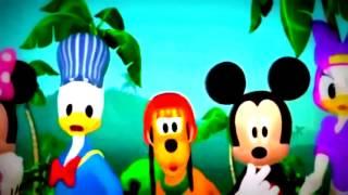 ミッキーのミュージックモンスター - ミッキーマウスクラブハウス - 公式ディズニーHD2015ジュニア英語エピソード11/18