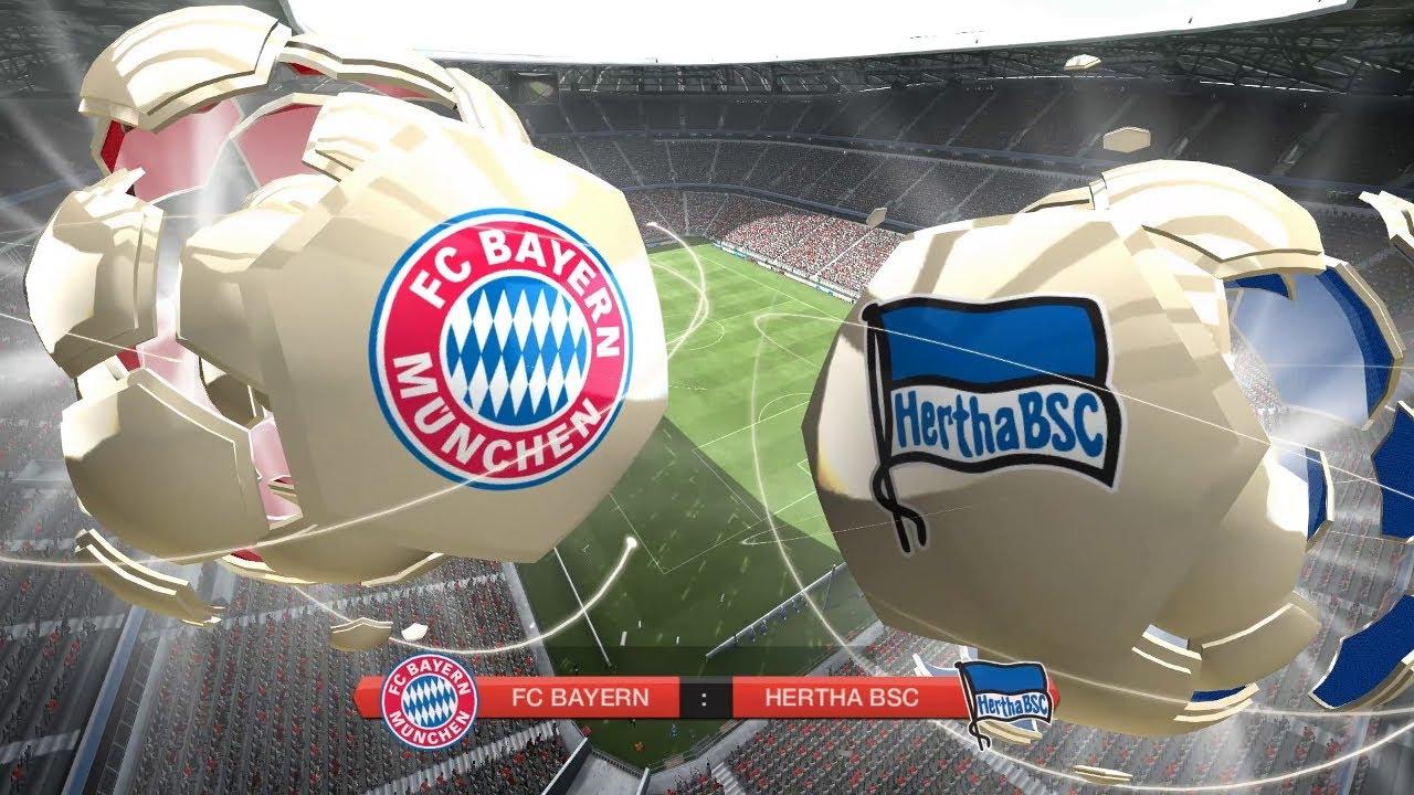 hertha vs bayern