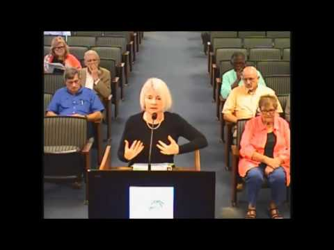 City of Panama City Commission Meeting 06132017