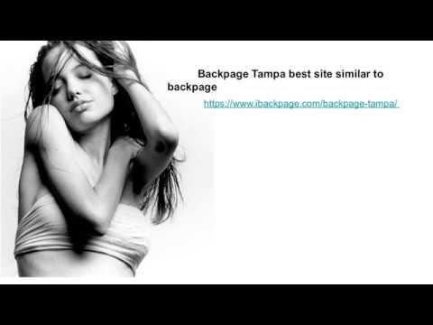 Backpage Tampa Best Site Similar To Backpage