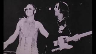 John Lennon Elton John - I Saw Her Standing There MSG 1974