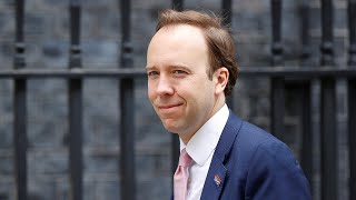 Watch again: Matt Hancock gives daily coronavirus update from Downing Street