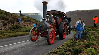 The Alan Thomas Memorial Run 2015 (Cornish Steam & Country Fair)