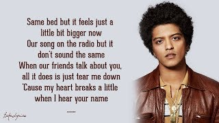 Download lagu When I Was Your Man - Bruno Mars (Lyrics)