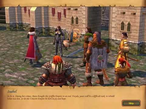 HoMM5 - Tribes of the East. Ending ! |