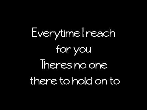 Had Enough lyrics - Lifehouse ft Daughtry