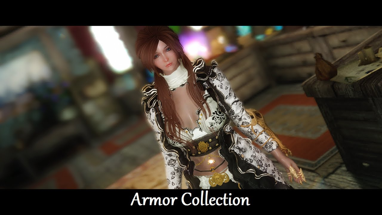 Skyrim Mods: Armor Collection (My Favorite) #5 by Jindo Skyrim