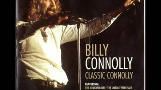 THE CRUCIFIXION -  BILLY CONNOLLY