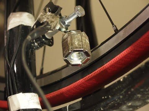 Bicycle Dynamo Experiments Bulb Led Motor Diode Ac Doovi