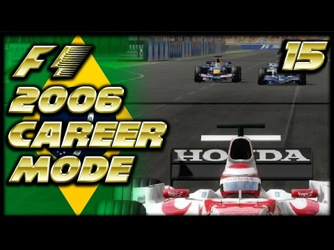 F1 2006 Career Mode Part 15: Season 1 Finale