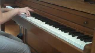 Oblivion - Mastodon - Piano Cover