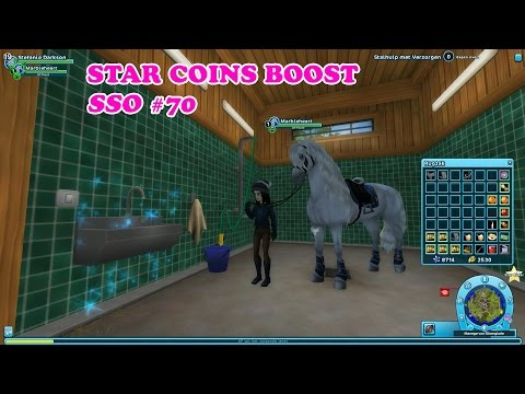 Star Stable Online - STAR COINS BOOST!! - Fries Sportpaard kopen en MEERRR :) | SSO Let's Play #070